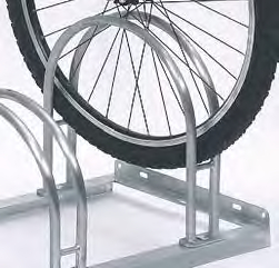 Bow Parker 5000 Cycle Stand a