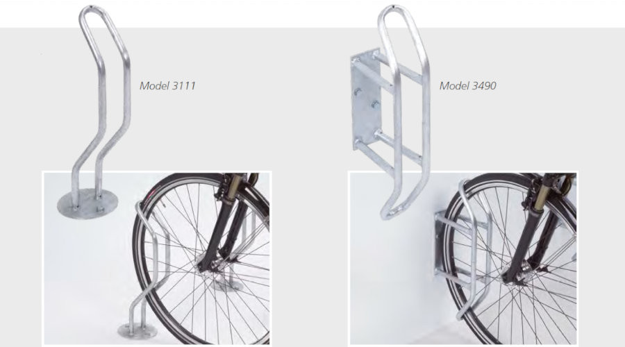 Floor/Wall Parker 3100/3400 Cycle Stand main image