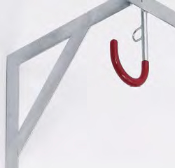 Serial Hanging Parker 3800 Cycle Stand b
