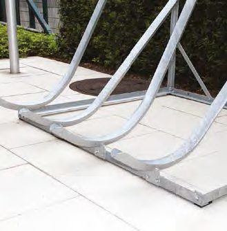 Cycle Stand Semi Vertical a