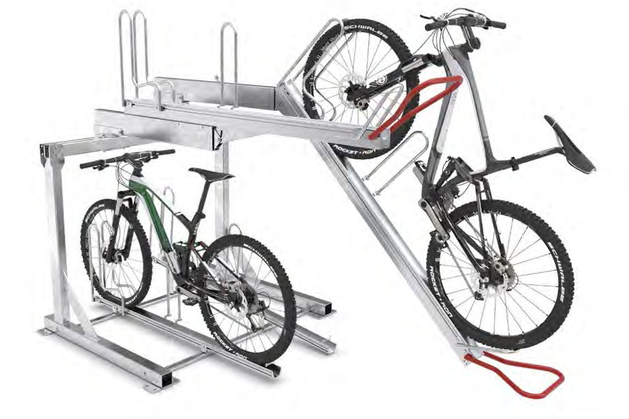Two-Tier VarioHub Cycle Stand main image