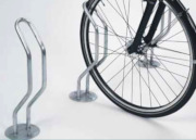 click for bike stands and shelters