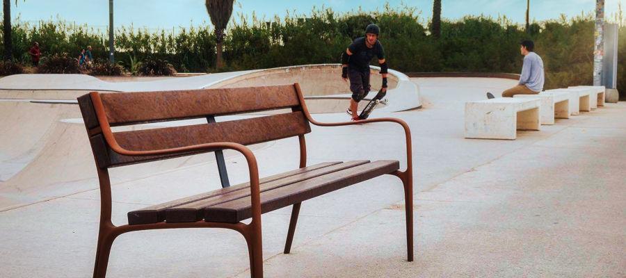 Citizen Eco Bench