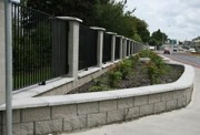 precast concrete suppliers for wall caps